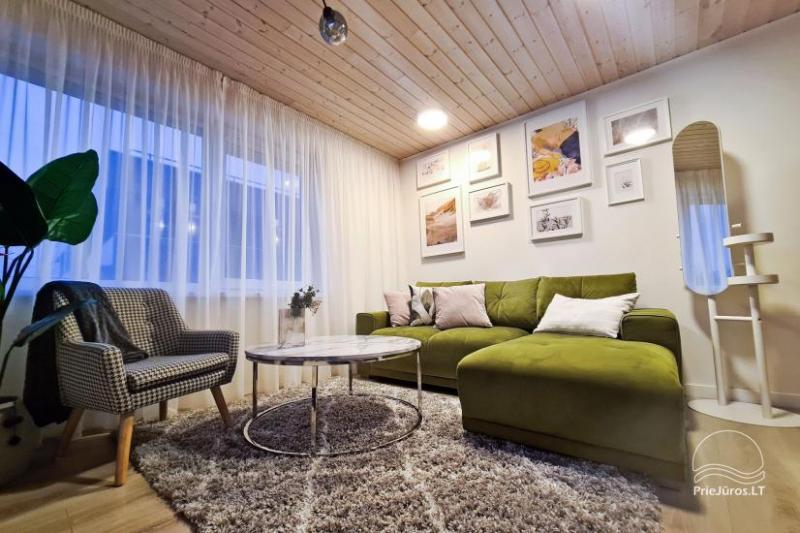 Apartamentai BIL36 Jūsų poilsiui Palangos centre