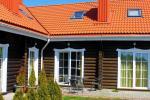 Dzīvoklis ar terasi un atsevišķu ieeju Sventoji Jūrmylė