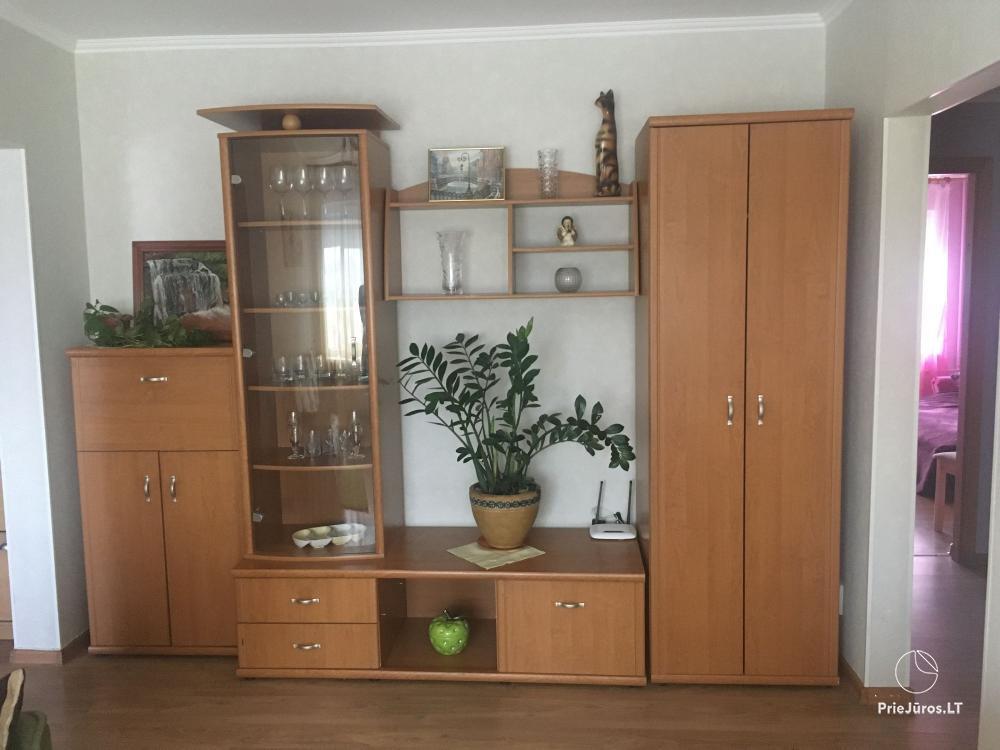 Dviejų kambarių apartamentų nuoma Venspilyje - 1