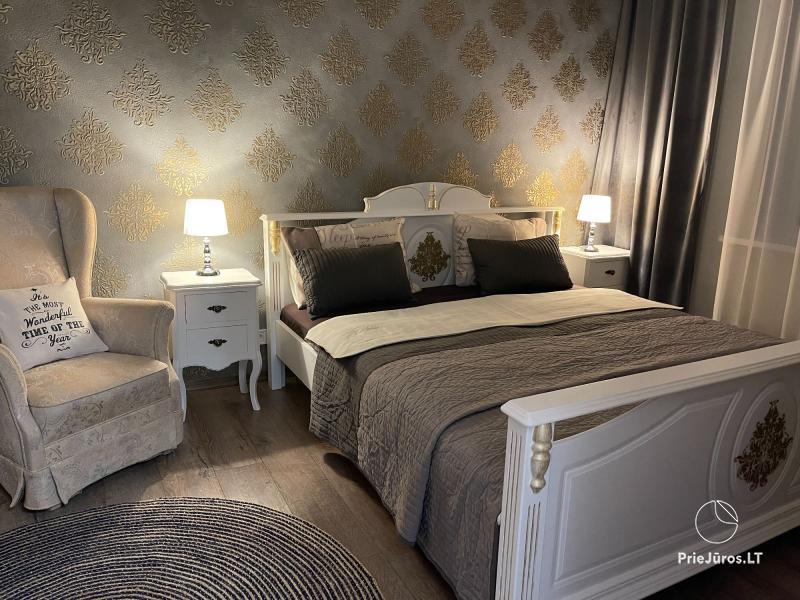 Jaukūs apartamentai prie jūros Liepojoje