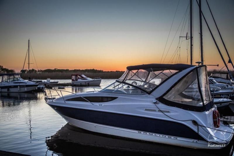 Boatcation - nakvok laive su patogumais