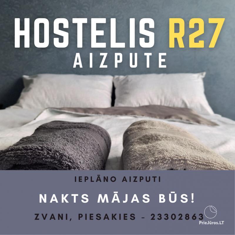 Hostelis R27