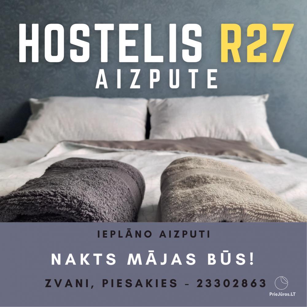 Hostelis R27 - 1