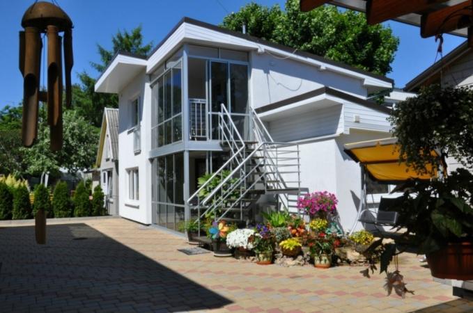 Kambariai ir apartamentai Palangoje Vila Romantika
