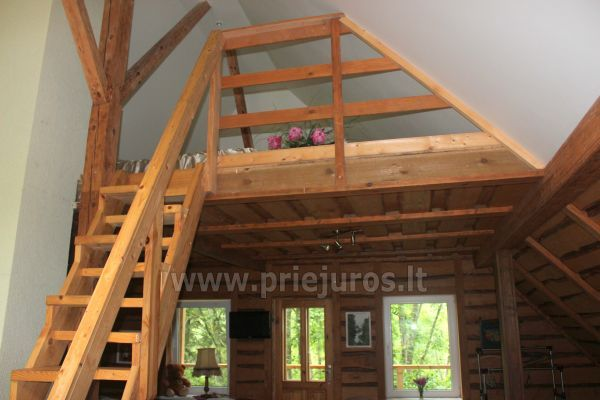 Dom na wakacje w Jurkalne z lazni Krasti - 6