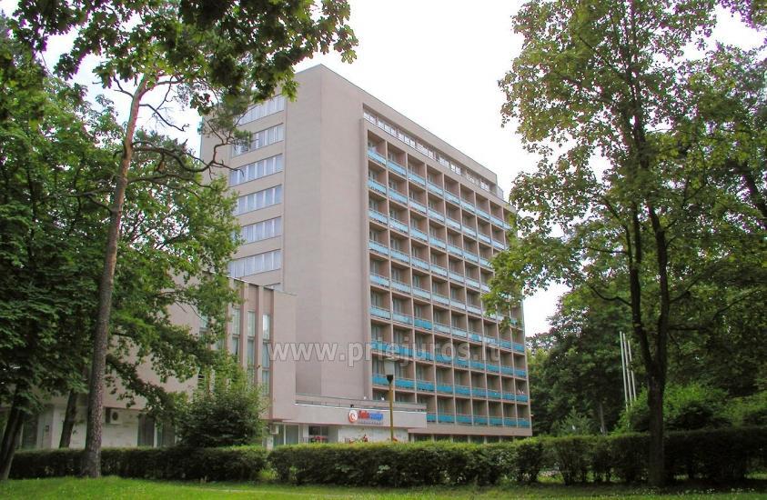 Health and SPA in Jurmala Belorusija - 1