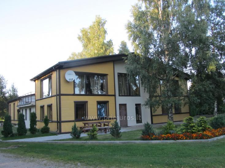Guest house Skilas in Liepaja region