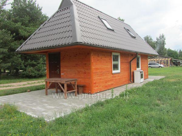 Svečių namai Šķilas Liepojos rajone - 3