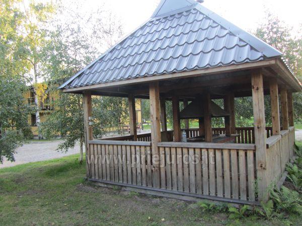 Svečių namai Šķilas Liepojos rajone - 4