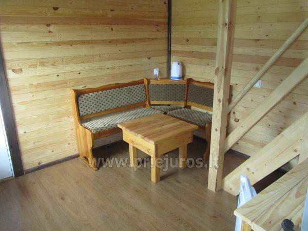Svečių namai Šķilas Liepojos rajone - 10