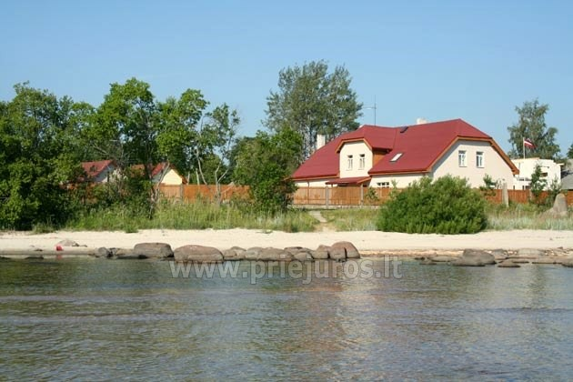 """Zivtiņi"" Guest House: celebrate and relax by the sea! There is sauna, swimming-pool. - 1"