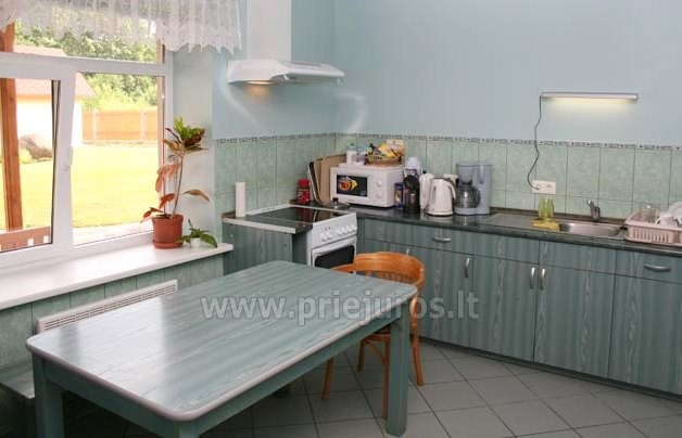"""Zivtiņi"" Guest House: celebrate and relax by the sea! There is sauna, swimming-pool. - 8"