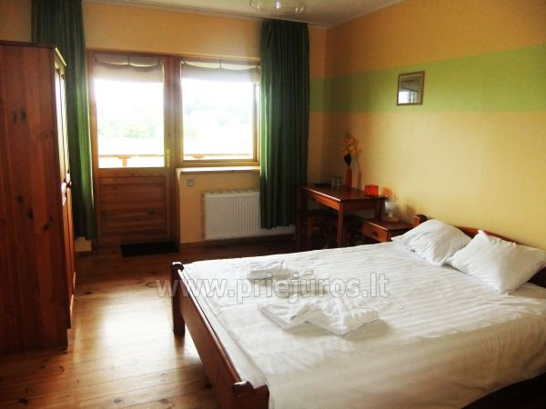 Guest House and holiday houses for rent in Jūrkalne Liedags