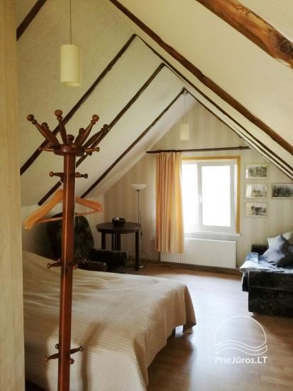 Studio apartment and holiday cottage for rent in Jurmala - 2