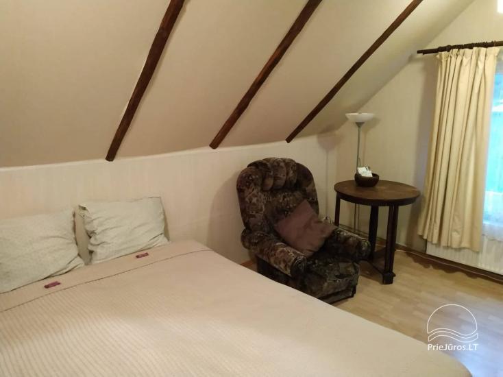Mansardinis studijos tipo buto ir namelio nuoma Jūrmaloje - 1