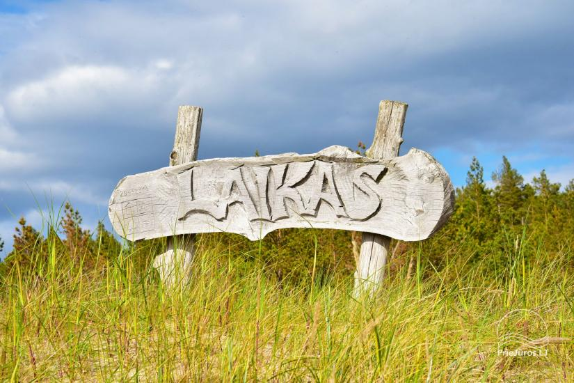 Guest house Laikas - cottages, rooms, camping. To the sea - 300 m - 3
