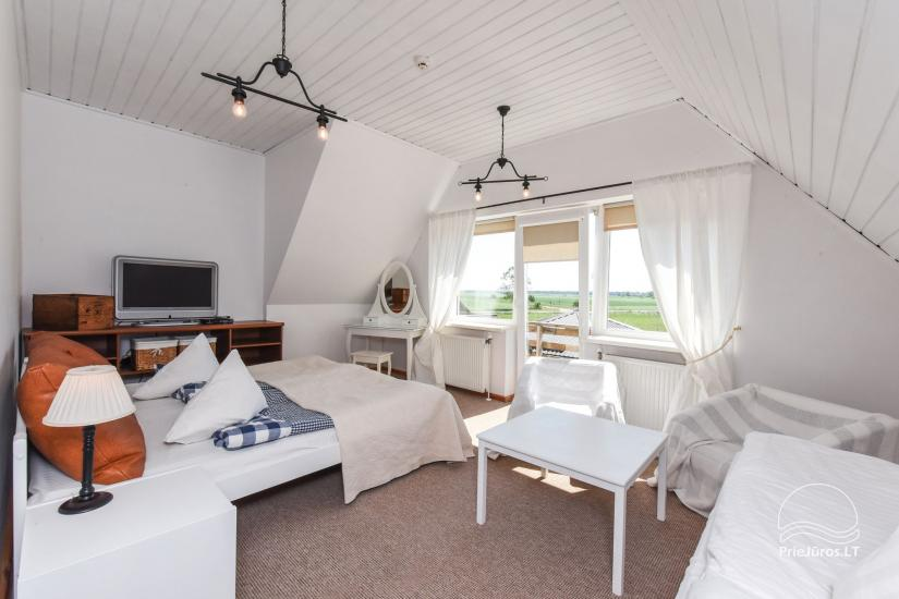 Guest house in Ventspils Spicīte – rooms and holiday cottages - 10