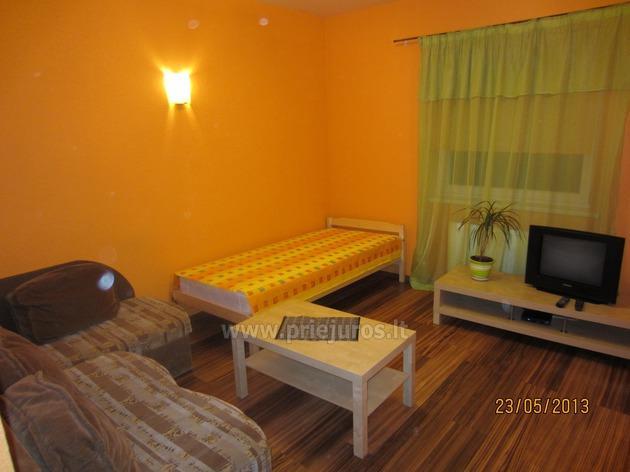 Svečių namai Ventspilyje Oranžais nams - 10