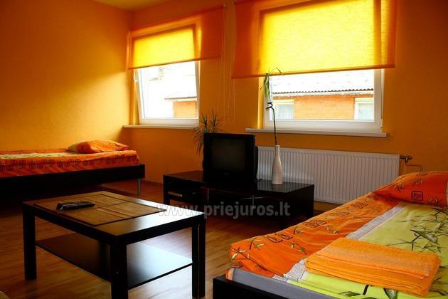 Svečių namai Ventspilyje Oranžais nams - 11
