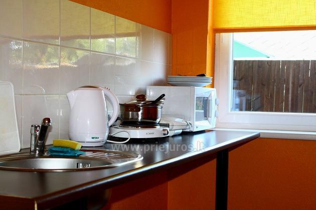 Svečių namai Ventspilyje Oranžais nams - 9