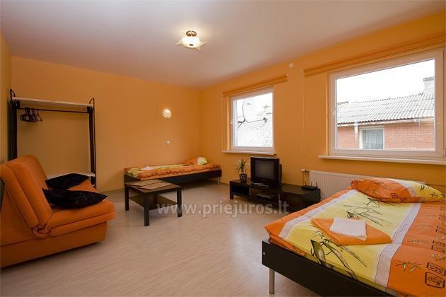 Svečių namai Ventspilyje Oranžais nams - 2