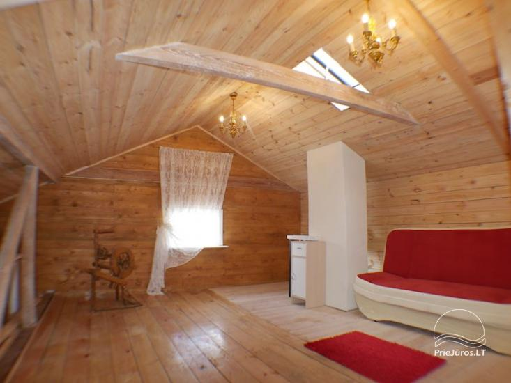 Svečių namai Ventspilyje Oranžais nams - 3