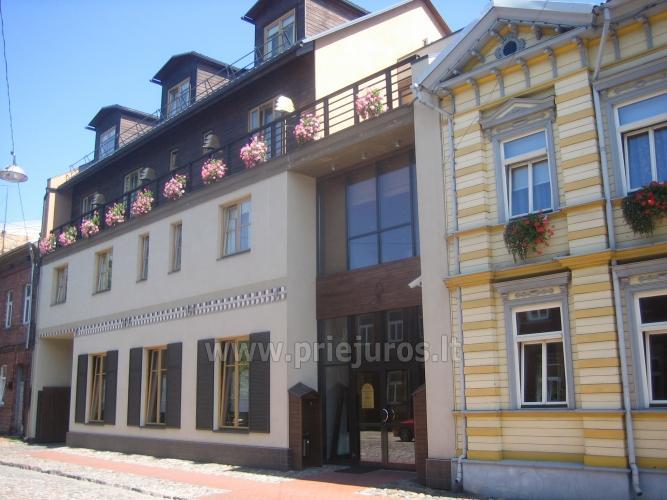 Svečių namai Liepojoje Poriņš - 1