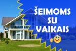 SAULES VILA - der beste Urlaub in Palanga für Familien mit Kindern