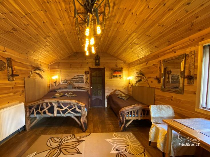 Holiday cottage rent in Jurmala Melon House - 3