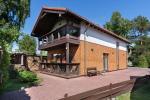 Prabangaus namo nuoma Palangos centre – privatus kiemas, 400 m iki paplūdimio