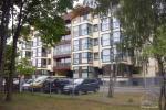 Dwupokojowe apartament do wynajecia w Palanga