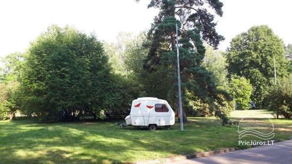 Camping in Jurmala. To the sea - 200 m. - 12