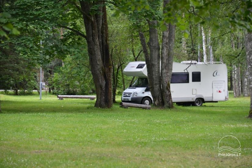Camping in Jurmala. To the sea - 200 m. - 14