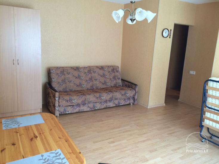 Dzīvokļa īre Ventspilī - 1