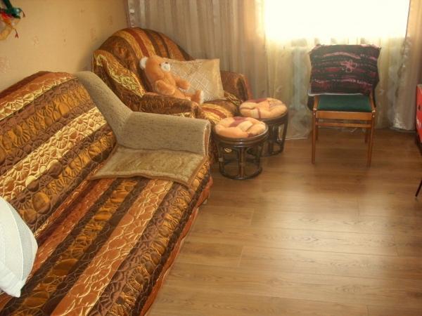 Dviejų kambarių butas Ventspilio centre (4 asmenims) ir automobilių bei dviračių nuoma - 3