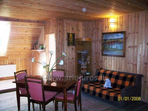 Country house in Jurkalne Eglāji – rooms, house and sauna for rent - 3