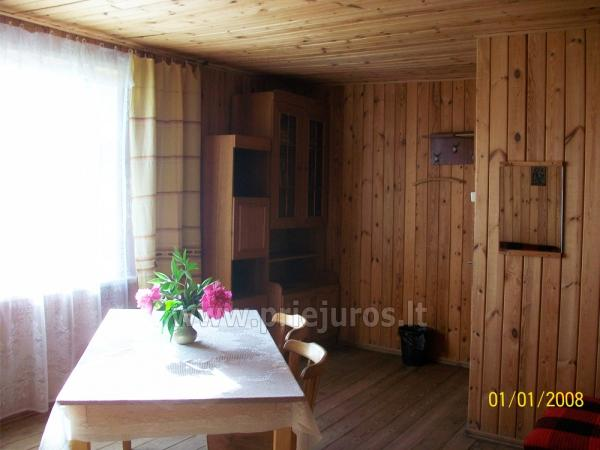 Country house in Jurkalne Eglāji – rooms, house and sauna for rent - 5