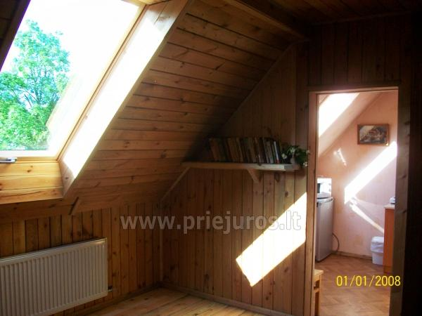 Country house in Jurkalne Eglāji – rooms, house and sauna for rent - 6