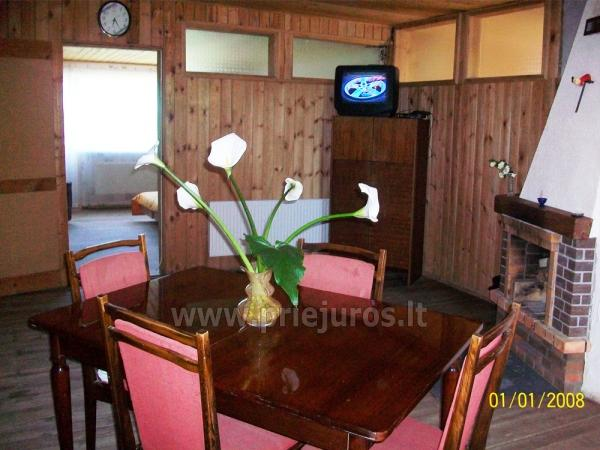Country house in Jurkalne Eglāji – rooms, house and sauna for rent - 4