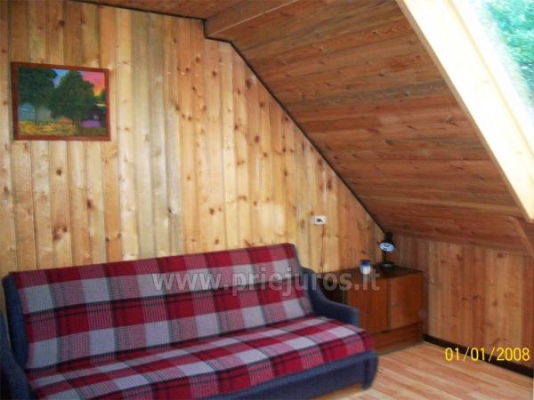 Country villa in Jurkalne Eglāji – rooms, house and sauna for rent - 10