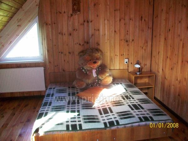 Country villa in Jurkalne Eglāji – rooms, house and sauna for rent - 11