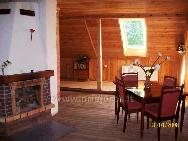 Country house in Jurkalne Eglāji – rooms, house and sauna for rent - 2