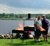 """Guest house, camping, sauna and conference - banquet hall """"Jurmala Camping"""""""