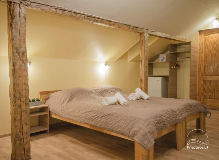 Guest house in Ventspils Veldzes Nams