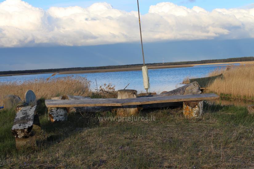 Poilsis Papėje - sodyba Judbidži prie jūros ir Papės ežero - 13