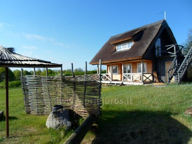 Vacation in Latvia - homestead Judbizi at the Baltic sea and Pape lake - 2