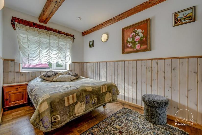 Guest House 'Vecmuiža in Lettland: kleine Häuser, Zimmer, Saunen - 10