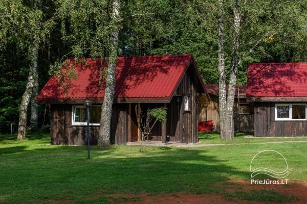 Guest House Vecmuiža in Latvia: small houses, rooms, sauna, banquet hall - 6