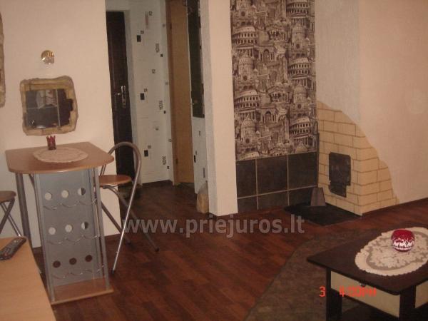Vienas un divu istabu dzīvokļi Ventspilī - 4