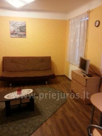 Vienas un divu istabu dzīvokļi Ventspilī - 3